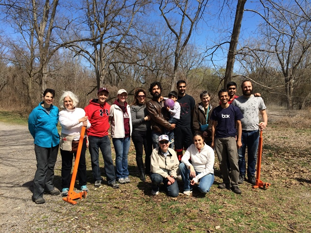 Bussey Brook Meadow Volunteer Clean up Day – April 19, 2015